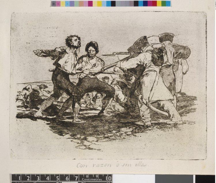 Gary Arseneau: Goya Forgeries in the University of Georgia's