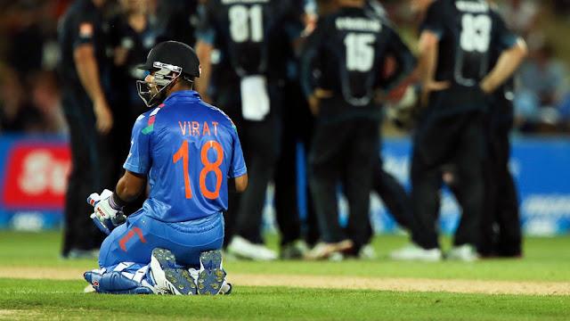 IND vs NZ: न्यूजीलैंड का रिकॉर्ड बरकरार, टीम इंडिया 47 रन से हारी