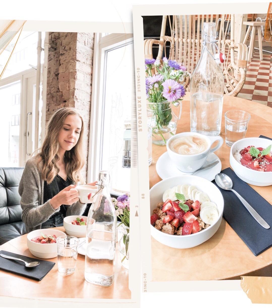 Anima, cafes and restaurants in Helsinki - Helsingin parhaat kahvilat ja ravintolat, aamupala, brunssi