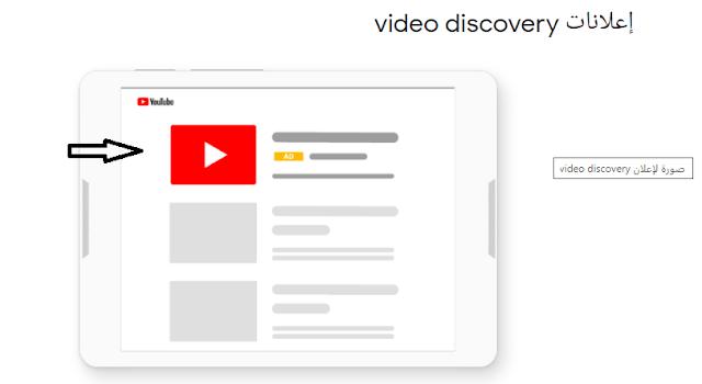 إعلانات video discovery