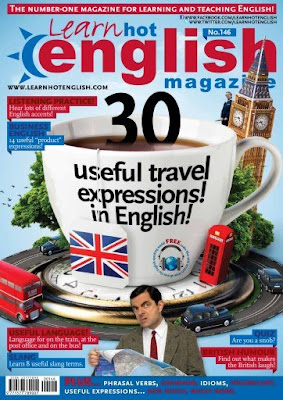 Hot English Magazine - Number 146