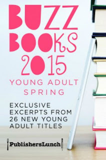 Buzz Books 2015: Young Adult Spring