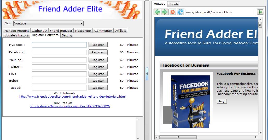 flirt facebook friend adder