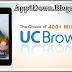 Download UC Browser 9.8.5.442 For Android APK Latest New Update
