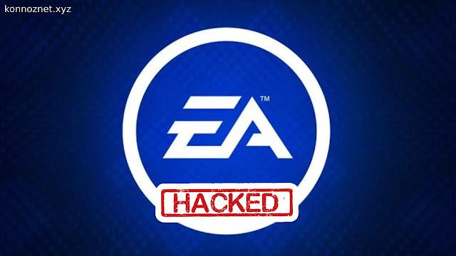 كود المصدر لــ EA المسروق