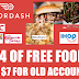 FREE FOOD!! Get $12 off Order at a Local Restaurant + Free Pickup = Free Lunch or Dinner!! New Doordash accounts only. If you have an old Doordash Account You Can Still get $7 Off a $10 Order which is still a great deal!!