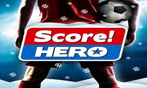 تحميل لعبه Score! Hero مهكره اخر اصدار v2.32