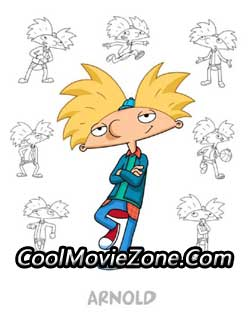 Hey Arnold: The Jungle Movie (2017)
