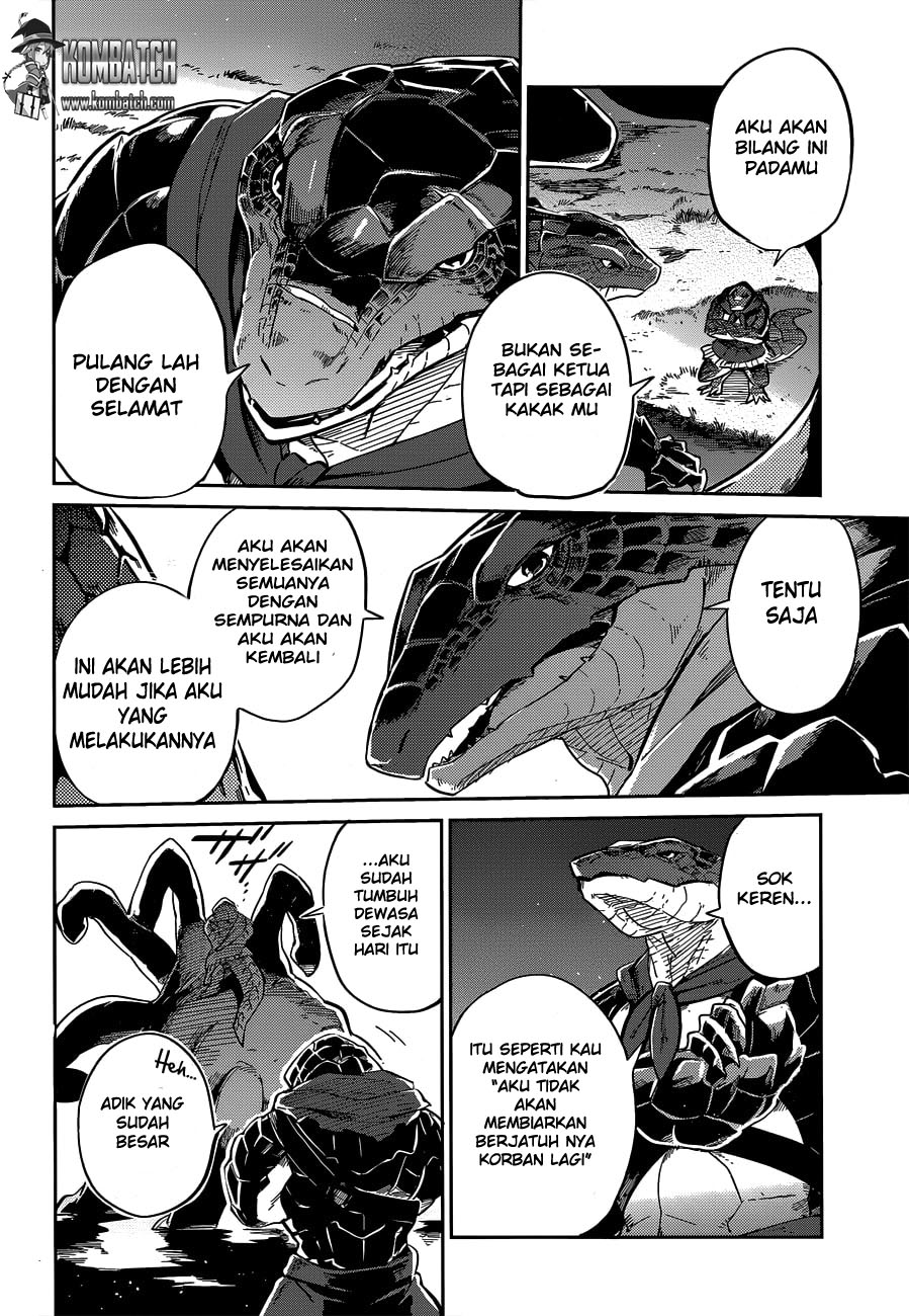 Manga Overlord chapter 16 Bahasa Indonesia