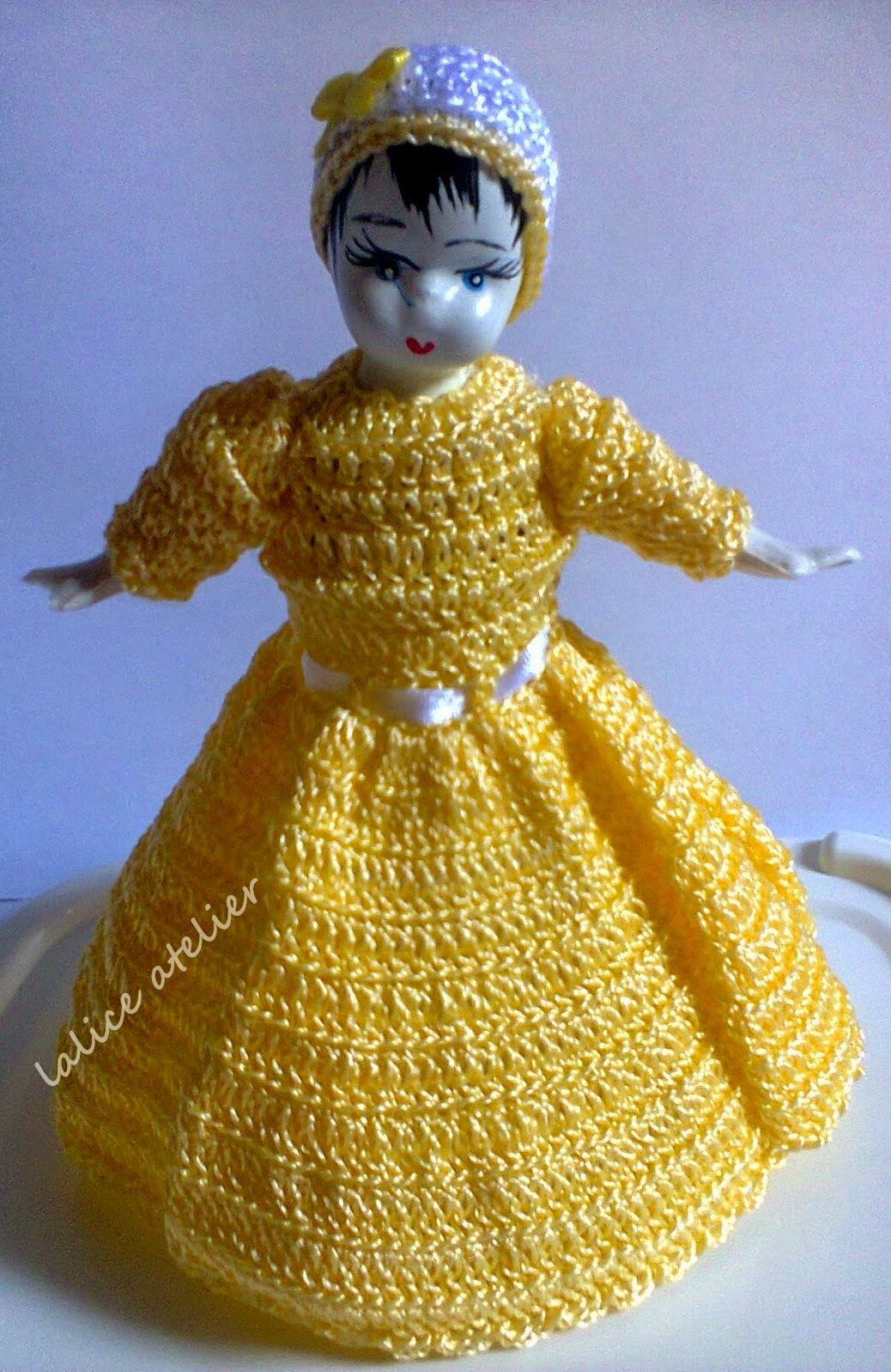 boneca crochê, boneca garrafa pet, muñeca botella, crochet doll,pet bottle doll,muñeca ganchillo,