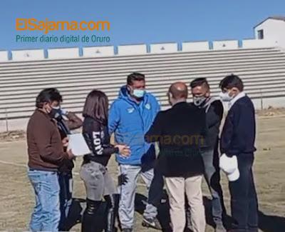 Tribunal de honor San Jose de Oruro