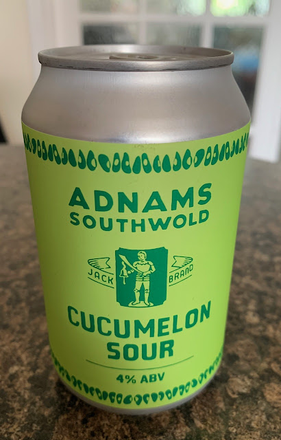 Jack Brand's Cucumelon Sour