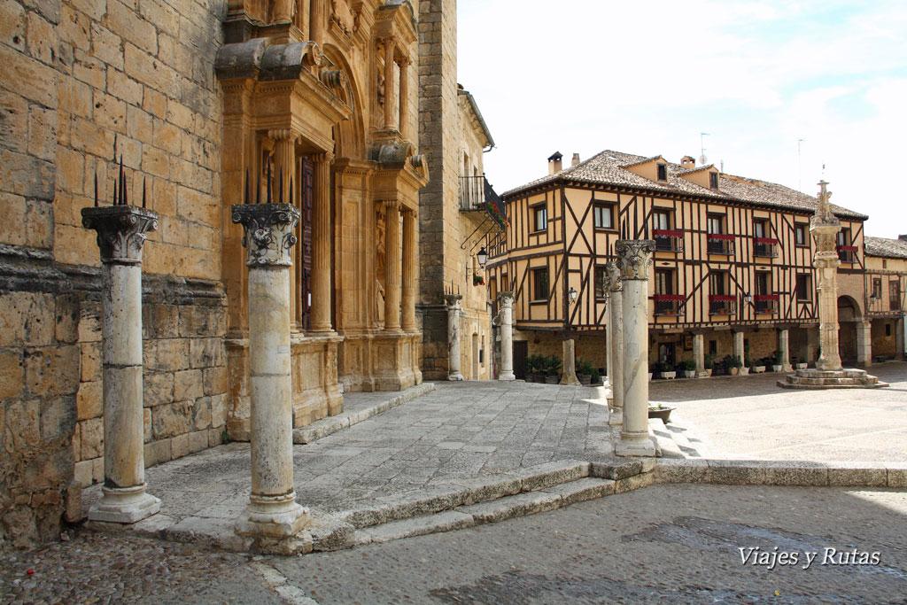 Ex-colegiata de Santa Ana, Peñaranda de Duero, Burgos