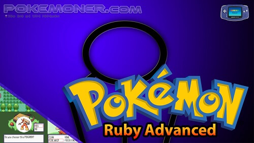 Pokemon Ruby Advanced