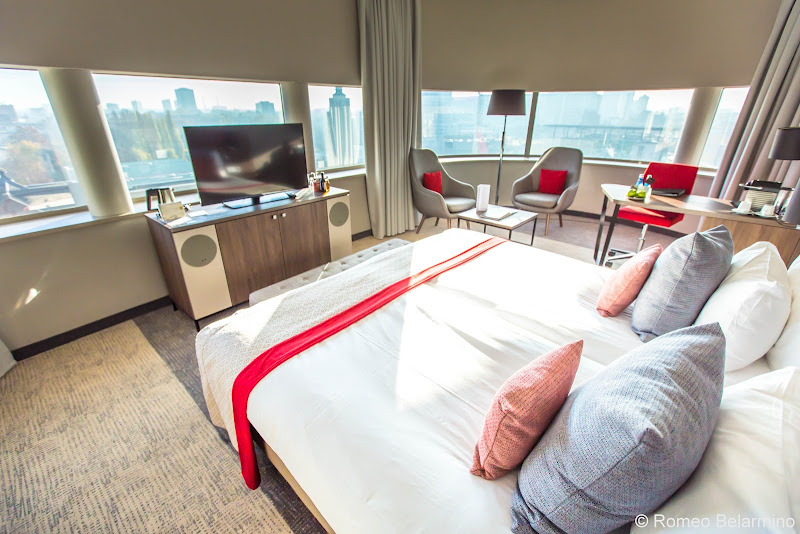 Bilderberg Parkhotel Rotterdam Executive Room Rotterdam Things to Do