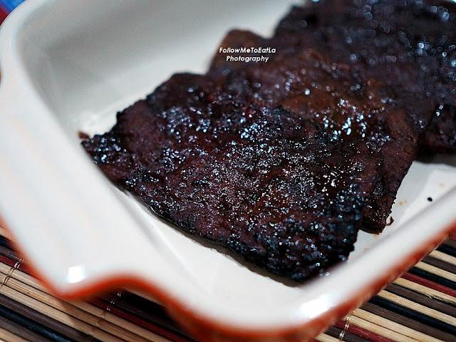 Dendeng Bakar Cik Midah ~ Best Daging Salai Halal Malaysia