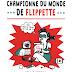 Bande dessinée : Championne du monde de flippette
