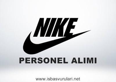 Nike iş başvurusu
