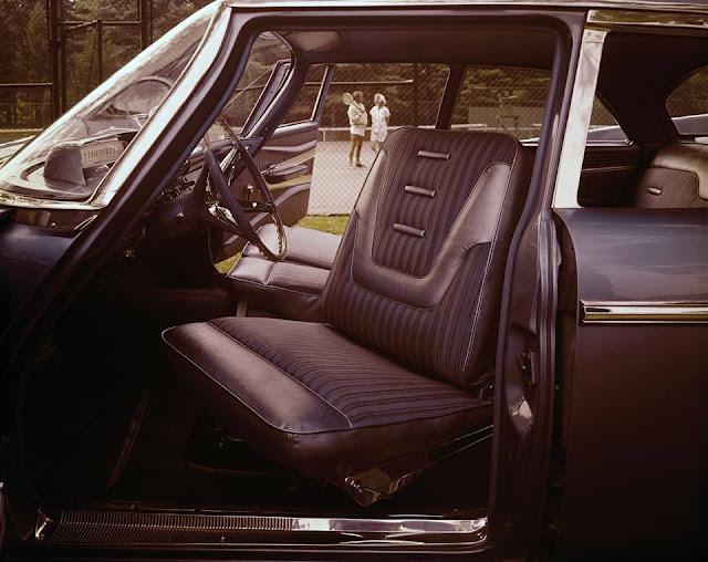 1960. Dodge Polara Sedan