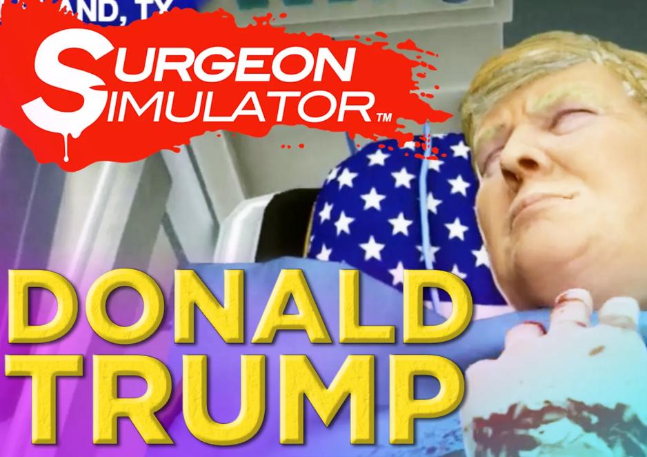 Surgeon Simulator Game Demo