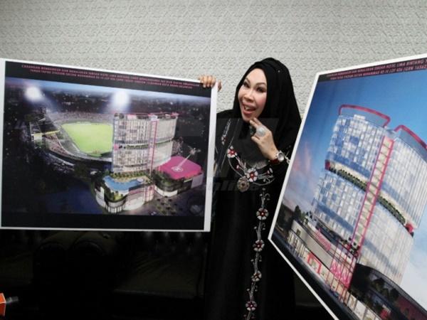 TERKINI! Respon Mengejutkan Dato Seri Vida Isu Mahu Bina Hotel Di Kota Bharu Perlu Anda Tahu