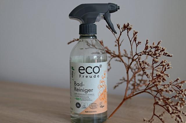 Rossmann Eco Fruede płyn do czyszczenia  łazienki