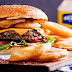 Crispy Onion Rings Cheeseburger Recipe