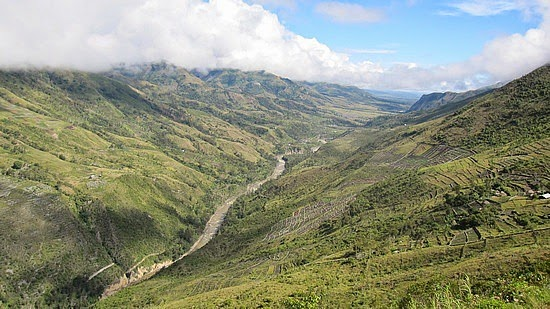 Lembah  PENGERTIAN
