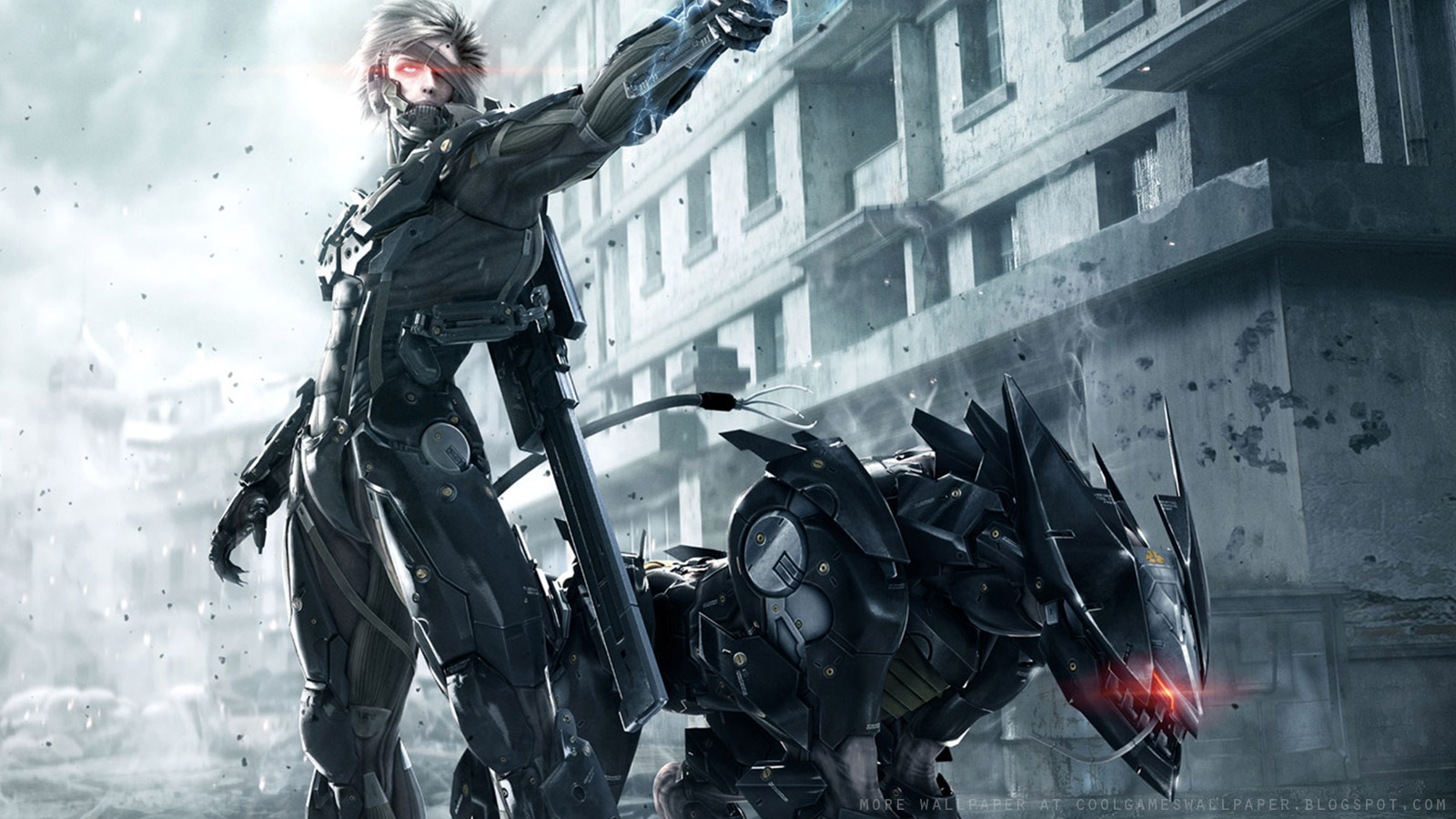 Metal Gear Rising  Revengeance Wallpapers   Cool Games Wallpaper Metal Gear Rising  Revengeance Wallpapers