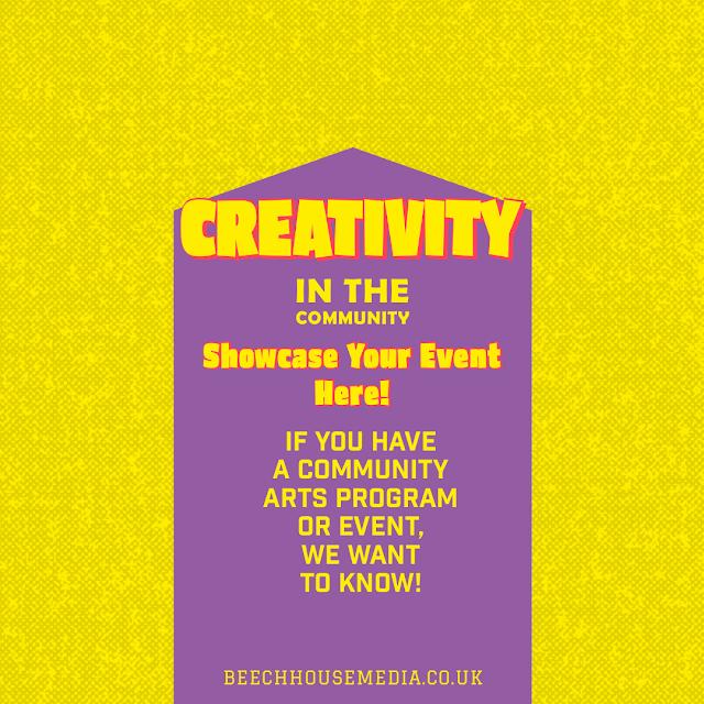 community art projects, beechhouse media, art events,