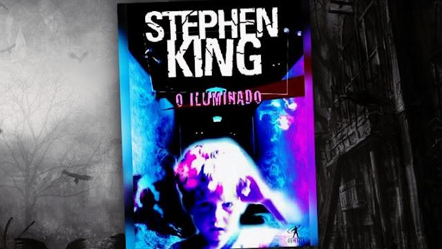 livros de terror, livros clássicos de terror, dicas de livros de terror, literatura de terror, o iluminado, stephen king