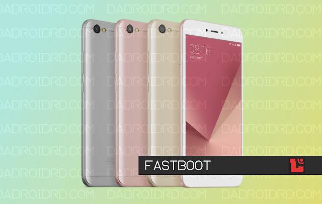 Cara Fastboot Xiaomi Redmi 5A