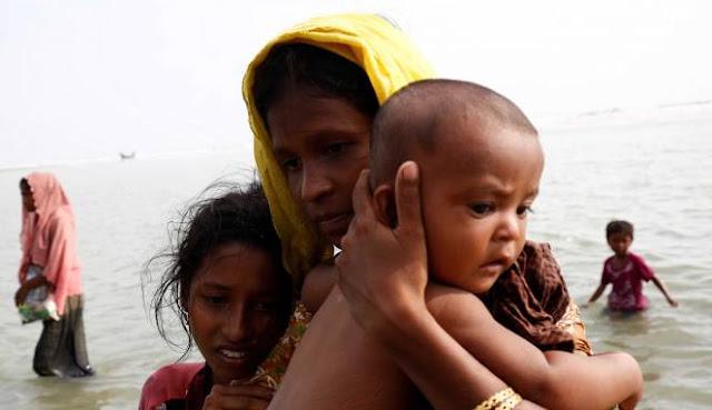 Resmi, China Dukung Myanmar Gunakan Kekerasan Militer di Rohingya