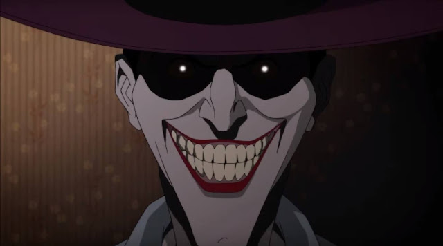 Batman: The Killing Joke 2016 | Recenzja Filmu - Joker