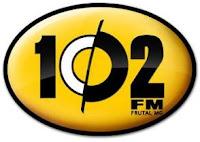 Rádio 102 FM de Frutal ao vivo