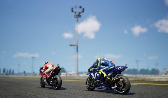 Moto GP Yarış Oyunu