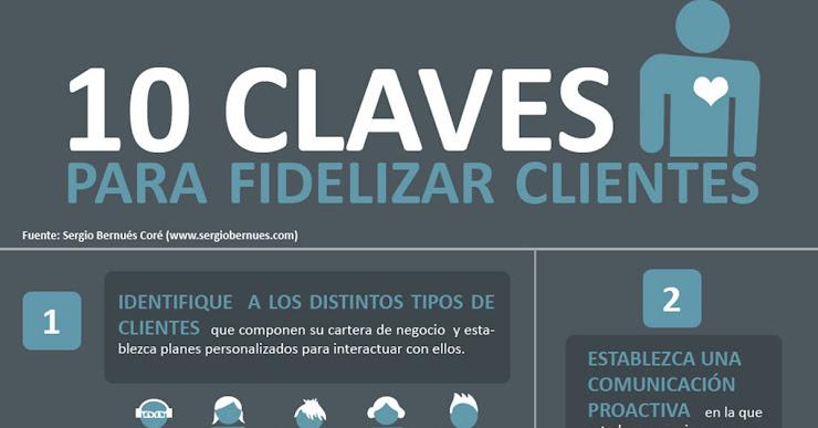 Claves para Fidelizar a tus Clientes