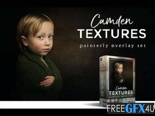 LSP Actions - CAMDEN Texture Collection