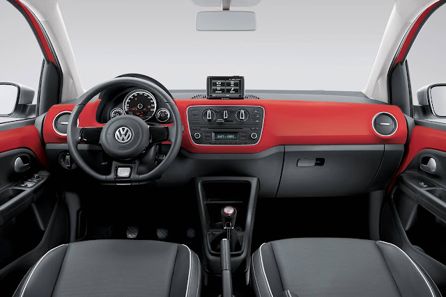 Volkswagen Up! Cross 2017
