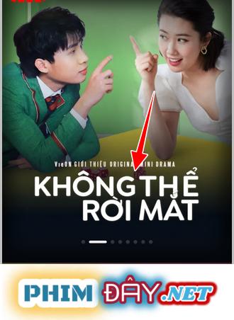 KHONG THE ROI MAT 2020 - Không Thể Rời Mắt (2020)