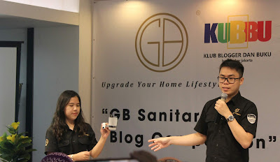 Event blogger bertema Upgrade Your Home Lifestyle