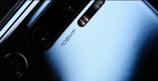 100Mp selfie camera