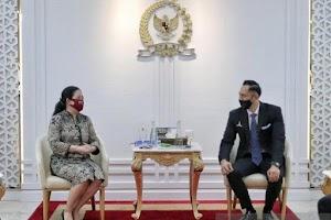 Pertemuan AHY-Puan Maharani Hancurkan Tembok Pembatas Mega-SBY