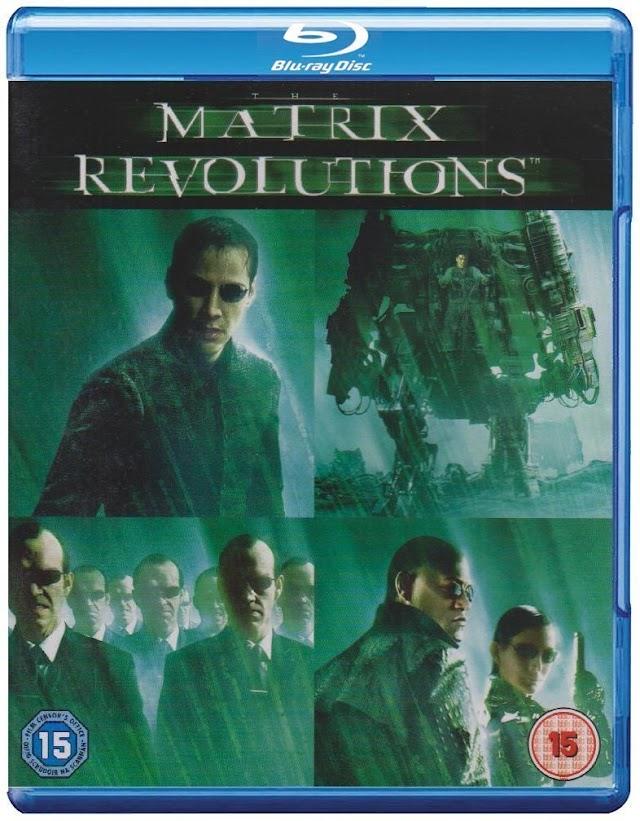 The Matrix Revolutions 2003 x264 720p Esub BluRay Dual Audio English Hindi GOPI SAHI