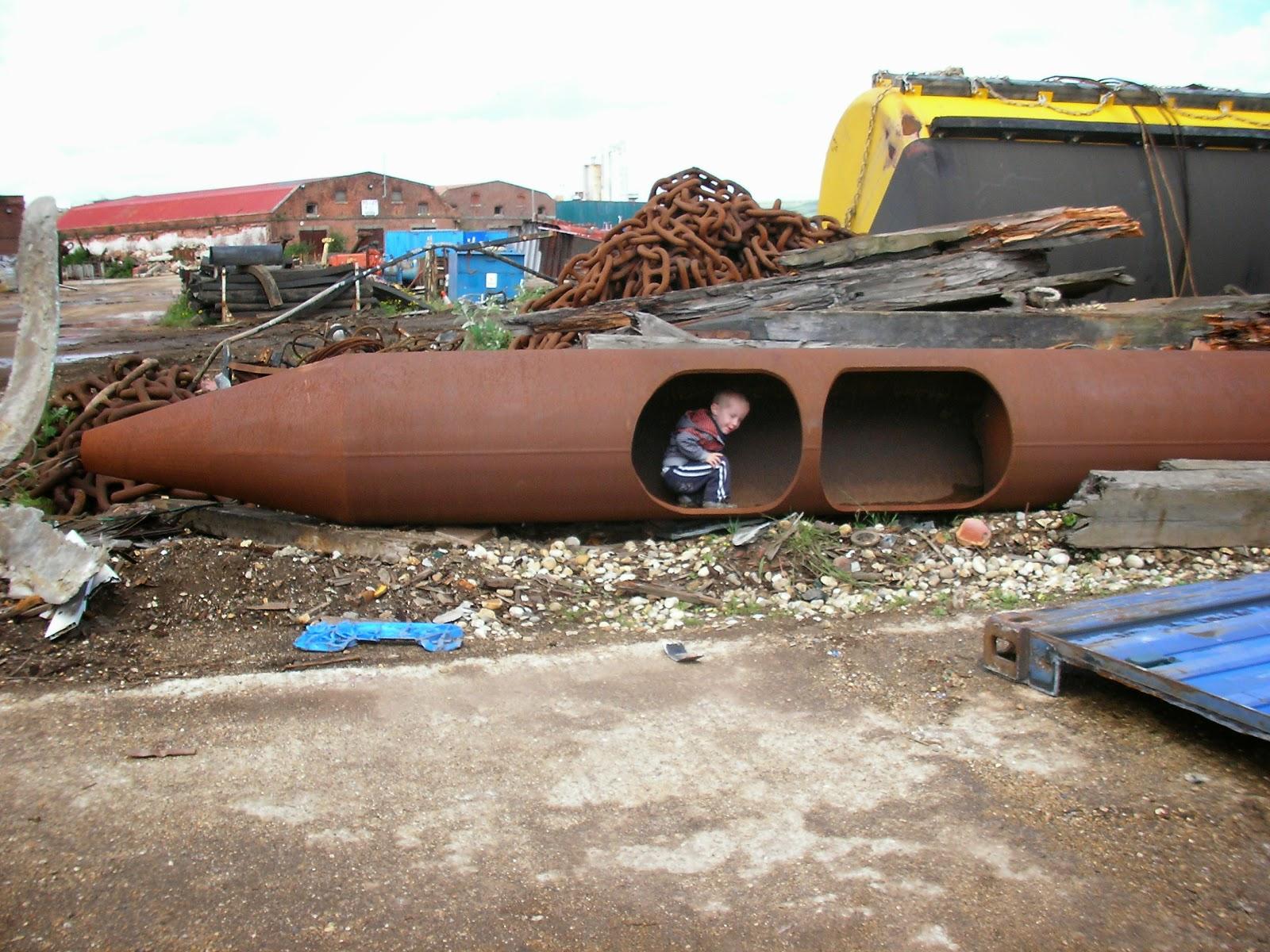 scrapyard tipner portsmouth