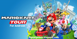 Mario Kart Tour Apk Android Terbaru
