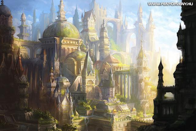 Gyanganj legendája - A halhatatlan bölcsek városa