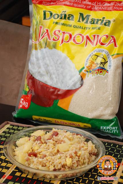 Doña Maria Jasponica Rice