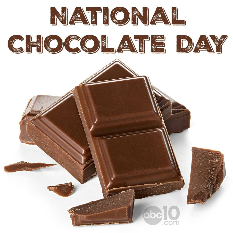 National Chocolate Day Wishes Sweet Images