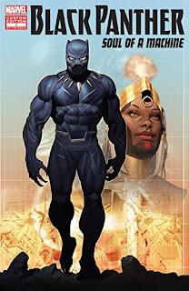 269 HQs Black Panther (Pantera Negra)